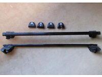 Car Roof Rail Bars Universal fitmen BRAND NEW SET