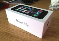 IPHONE 5S 16GB NEW/NEUF FOR BELL/VIRGIN
