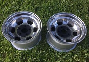 13 x 8 Holden Rims x 2 EH EJ HR HT HG LC LJ LH LX Torana Jelly Bean Ipswich Ipswich City Preview