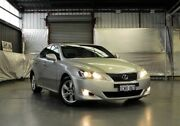 2008 Lexus IS250 GSE20R Prestige Silver 6 Speed Sports Automatic Sedan Myaree Melville Area Preview