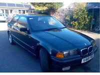Excellent condition BMW 3 Series Hatchback E36 1.9 318ti SE Compact 3dr
