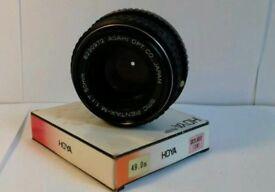 50mm Pentax M f1.7 Prime Lens Fit DSLR
