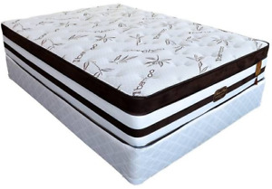 Deal Of The Week Queen Size Smooth Top Mattress $159