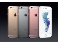 APPLE IPHONE 6S 64GB ( EE , ORANGE , VIRGIN ) BRAND NEW BOXED COMES WITH APPLE WARRANTY