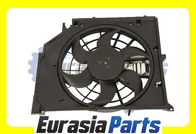 NEW BMW E46 AUXILIARY FAN ASSEMBLY 1999-2005