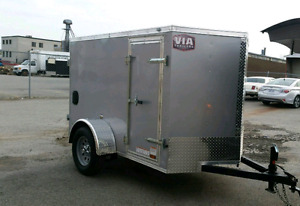 Brand new 5×8 trailer for sell
