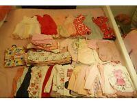 Large bundle Girls clothes size 2-3