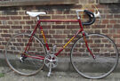 Vintage road bike BATAVUS REYNOLDS 501 frame size 23in, MAVIC -12 speed serviced WARRANTY