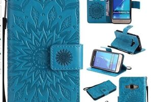 REDUCED!!Phone Case For Samsung, Leather Cover Wallet