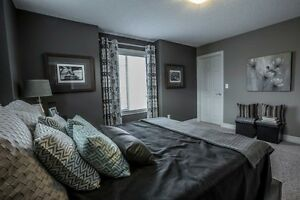 AMAZING NEW 3 BEDROOM TOWNHOUSE IN MAGRATH WITH 2-CAR GARAGE Edmonton Edmonton Area image 2