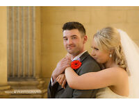 Female wedding photographer - based in Leeds.