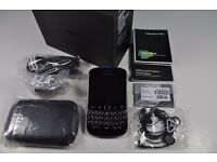 BLACKBERRY 9900 BOLD UNLOCKED ANY NETWORK MINT CONDITION