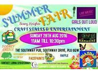 Summer Fair and Entertainment