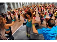 Zumba Fitness Tuesdays