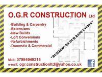 OGR Construction Ltd