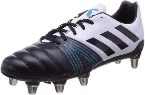 ADIDAS KAKARI SG MEN'S RUGBY BOOTS . SIZE: 11.5 USA. NEW IN BOX!