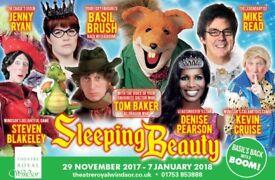 Sleeping Beauty Panto - 3 tickets (Windsor)