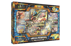 POKEMON MEGA POWERS COLLECTION AT TEDDY N ME