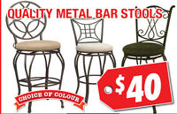 Assorted Adjustable Height Stools from $34 Only!!!