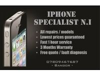 iPhone Repair / Repairs / For Sale / Screen Replacement - 5 / 5C / 5S / 6 / 6 Plus / 6S / 6S Plus