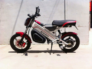 IM LOOKING FOR A EMMO STEEL EBIKE