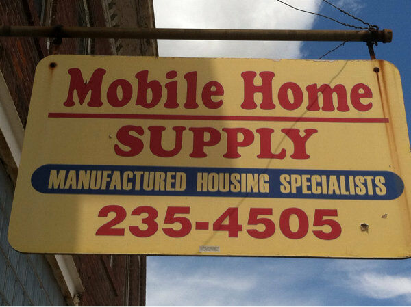 Mobile Home Parts Supply