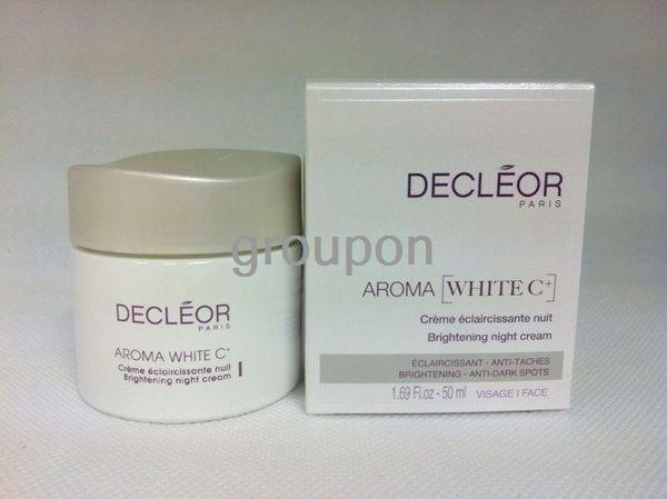 Decleor Aroma White C+ Recovery Brightening Night Cream 50ml 1.69oz #AU1