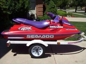 Looking for a red 1998 Seadoo GSX limited