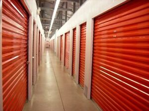 Storage Units for Auction