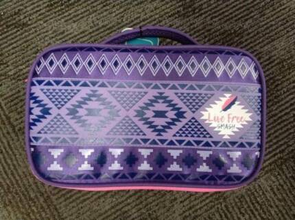 Smash Insulated Cold Box Lunch Bag NEW