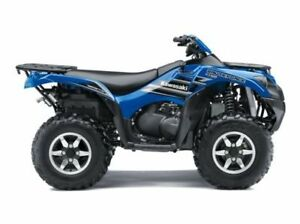 2018 KAWASAKI BRUTE FORCE 750 EPS