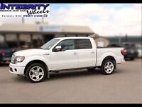 2011 Ford F-150 LIMITED LOADED 6.2L