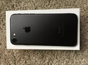 Excellent Condition Iphone 7 32GB Black  for Sale