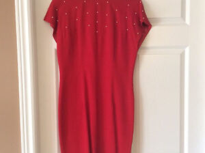 SHORT RED DRESS FOR SALE