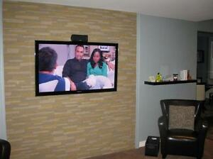 TV & Home Theatre Install H T A V.ca Stratford Kitchener Area image 5