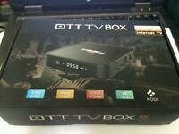 Kodi tv streaming box