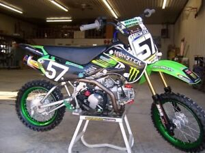 WANTED: KLX / DRZ / CRF 110 Dead Or Alive