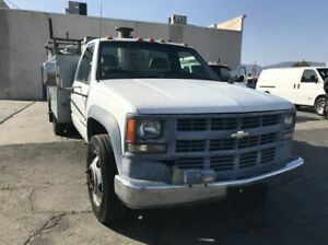 ISO: 2001 to 2002 GMC/Chevy C3500HD parts
