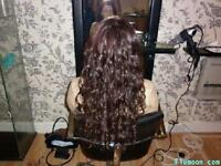 HAIR EXTENSIONS!  FUSION HAIR EXTENSIONS AND MORE