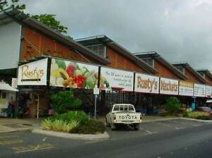 BUSY BUSINESS IN RUSTYS MARKETS CAIRNS Cairns Cairns City Preview