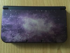 New Nintendo 3DS XL (Galaxy Edition) 1 Month Old