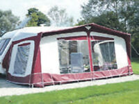 Bradcot Awning With Annex