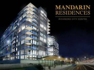 NEW, PENTHOUSE, A/C, Mandarin Residences beside Brighouse Stn