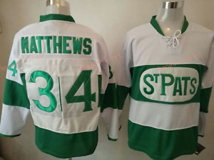Brand NEW St. Pats Auston Matthews jersey with tags.