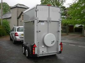 Wanted Single Ivor Williams Horse box