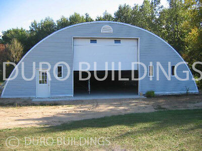 Durospan Steel 42x24x17 Metal Building Kit Made To Order Diy Open Ends Direct