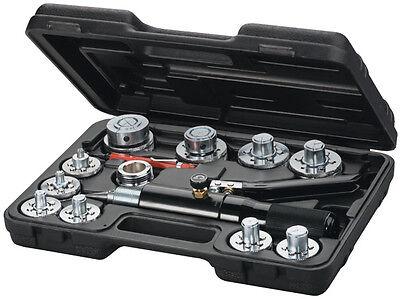 Mastercool 71650 - Tube Expanding Tool Kit 10 Head Kit - New