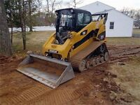 Skid Steer Services, Aggregate Sales, &Trucking