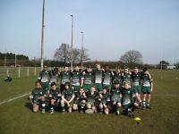 Basildon Rugby Club Mini Players