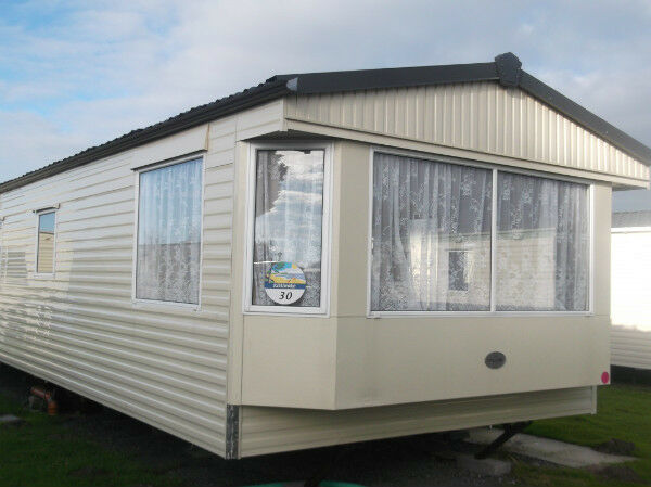 Luxury PEMBERTON RIVINGTON LUXURY STATIC CARAVAN FOR SALE IN KILN PARK